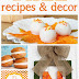 Fall Recipes and Decor