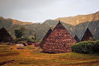 Walau Terpencil, Desa Wae Rebo Banyak di Kunjungi Turis