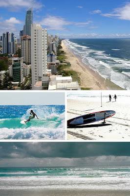Gold Coast, Australia, surfer