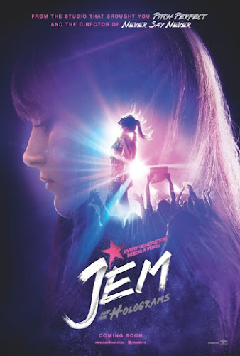 Jem and the Holograms (BRRip 720p Dual Latino / Ingles) (2015)
