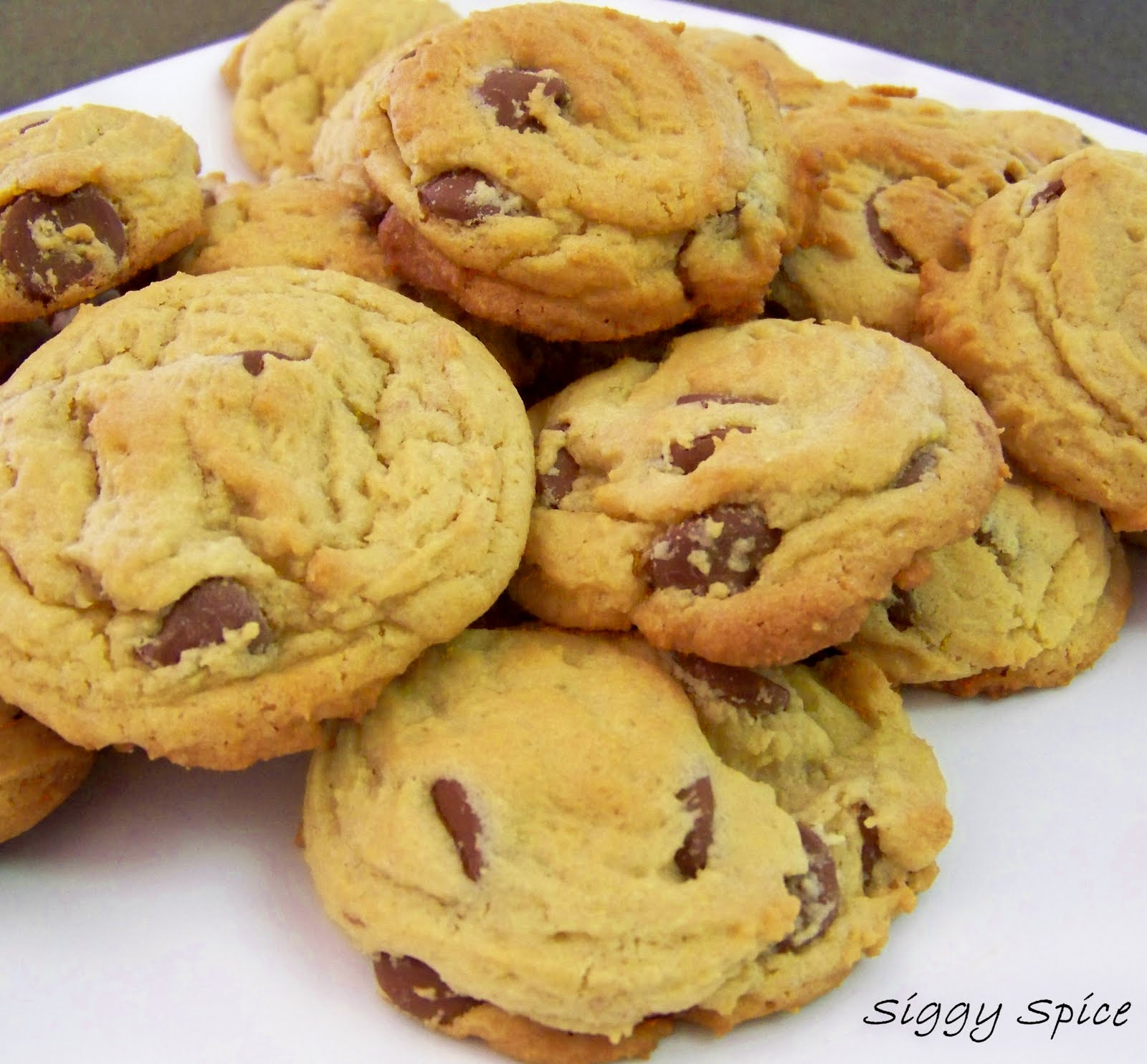 Siggy Spice: Vanilla Pudding Chocolate Chip Cookies