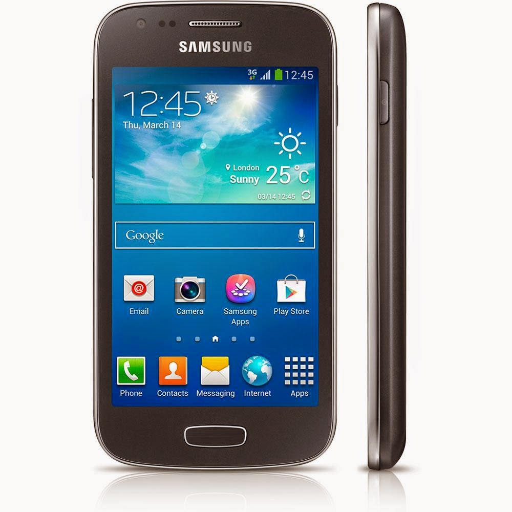 How to Reset a Samsung Galaxy Ace