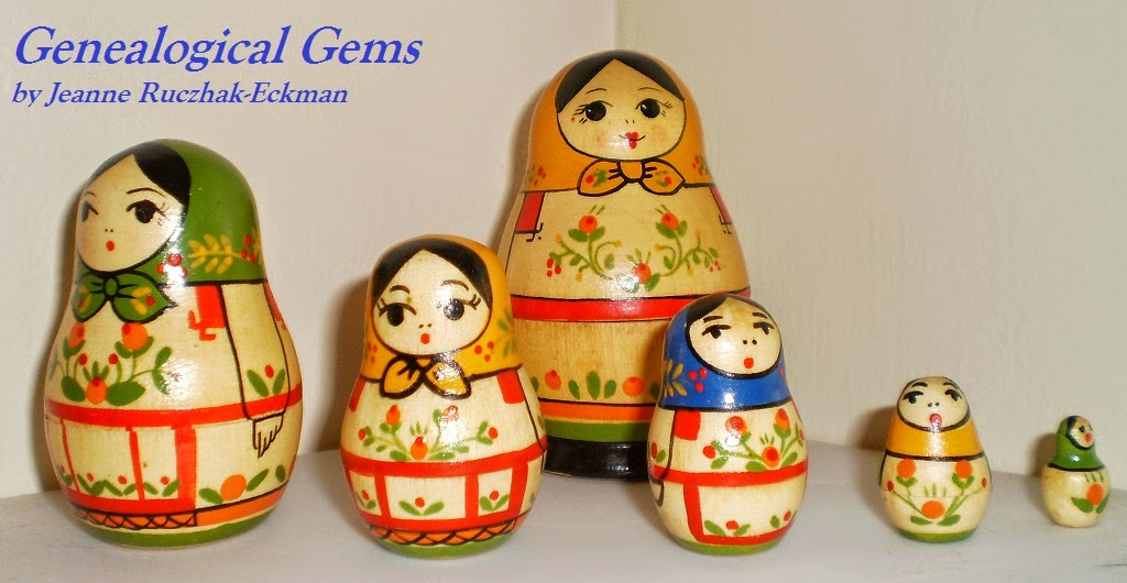 Genealogical Gems