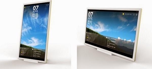 Toshiba Shared Board в виде планшета и моноблока