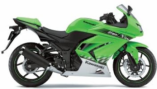 Kawasaki ninja 250r special edition with EFI