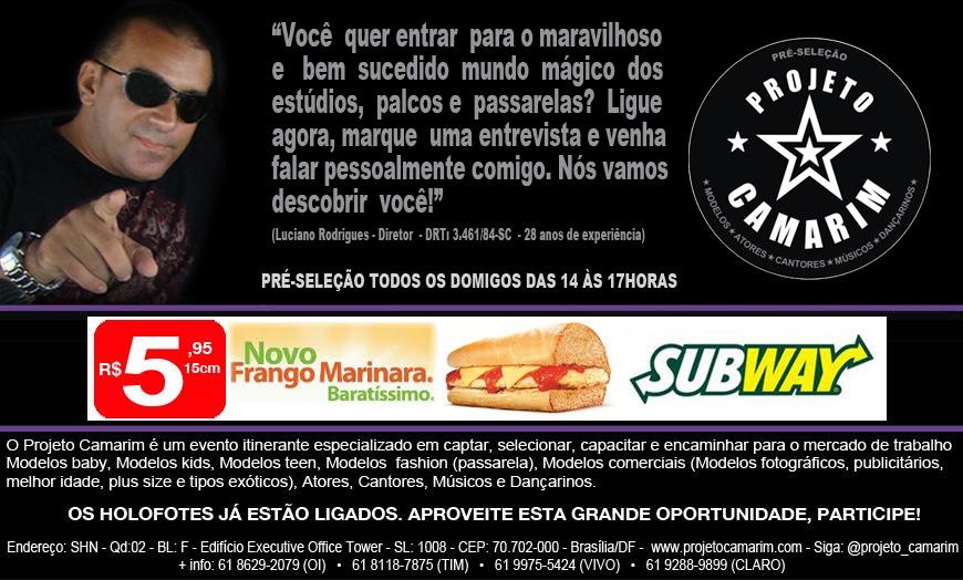 Projeto Camarim