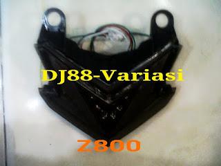 DJ88 Variasi Modifikasi Kawasaki Ninja 250 Carbu Ninja