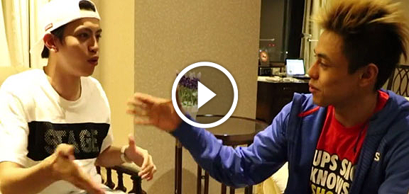 Gilas Pilipinas' Terrence Romeo Meets Taiwan's Celebrity Look-A-Like (VIDEO)