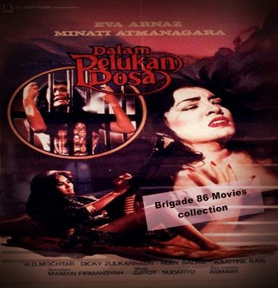 brigade 86 Movies center - Dalam Pelukan Dosa (1984)