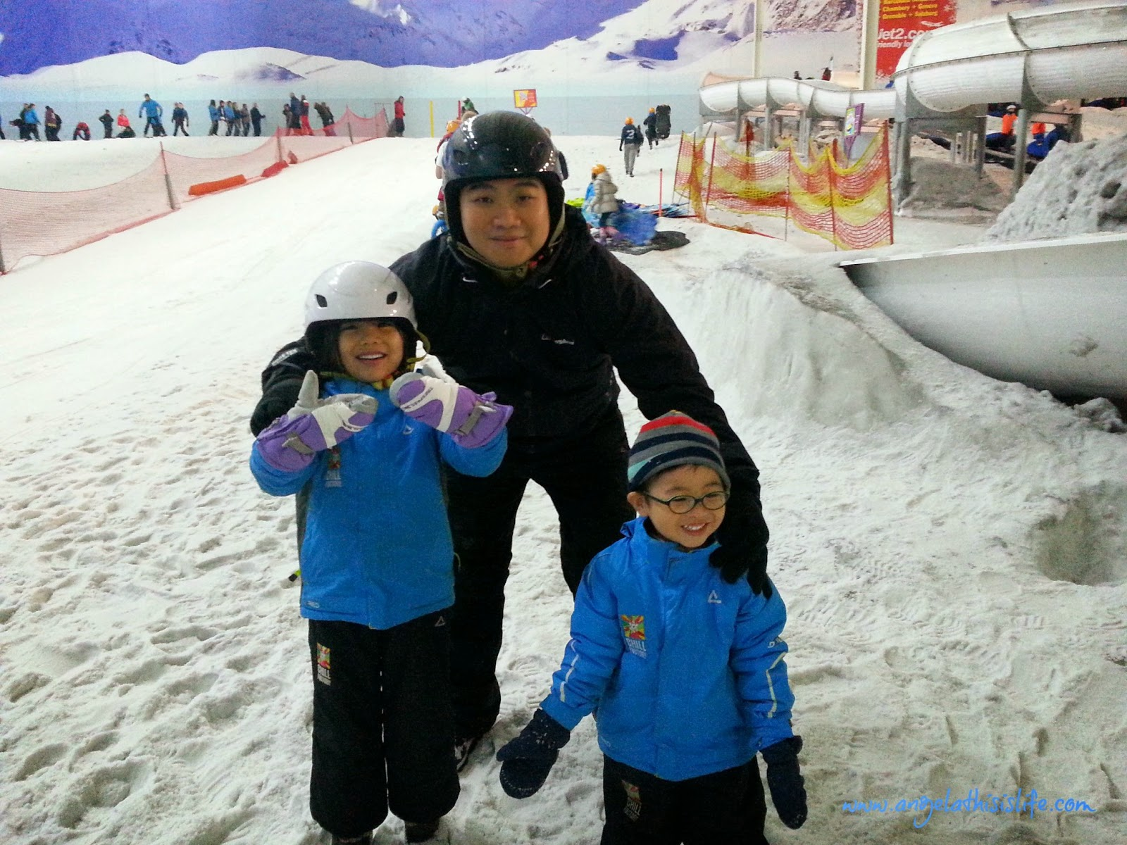 Chill Factor, Indoor Snow, Chilld Factore Mini Moose Land