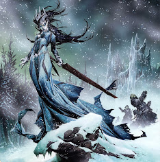 Conto das Trevas: Viagem as terras da bruxa de gelo