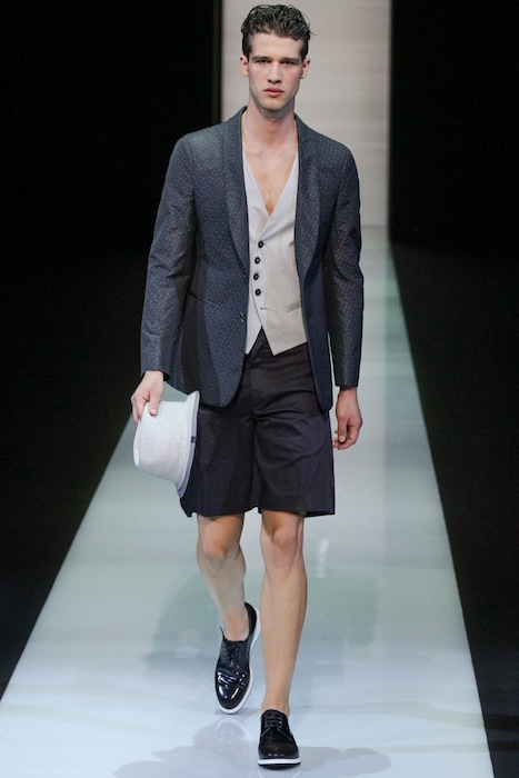 Giorgio Armani S/S 2013 Men's Fashion Photo-13