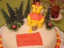 Buğra Winnie the pooh temalı 2 yaş doğum günü partisi