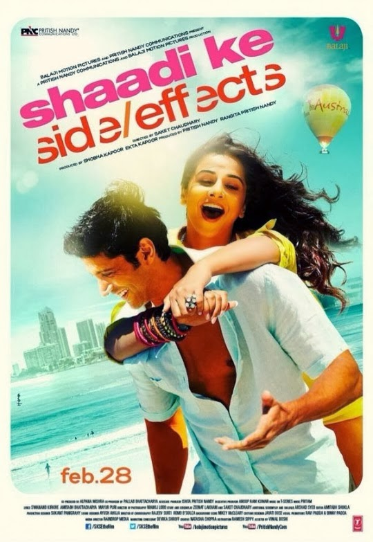 Shaadi Ke Side Effects (2014) BluRay 720p