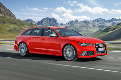 2015 Audi RS 6 Performance