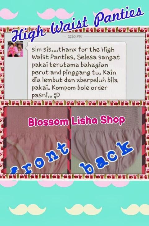Testimoni2@ Blossom Lisha Shop =') - Hey ladies!