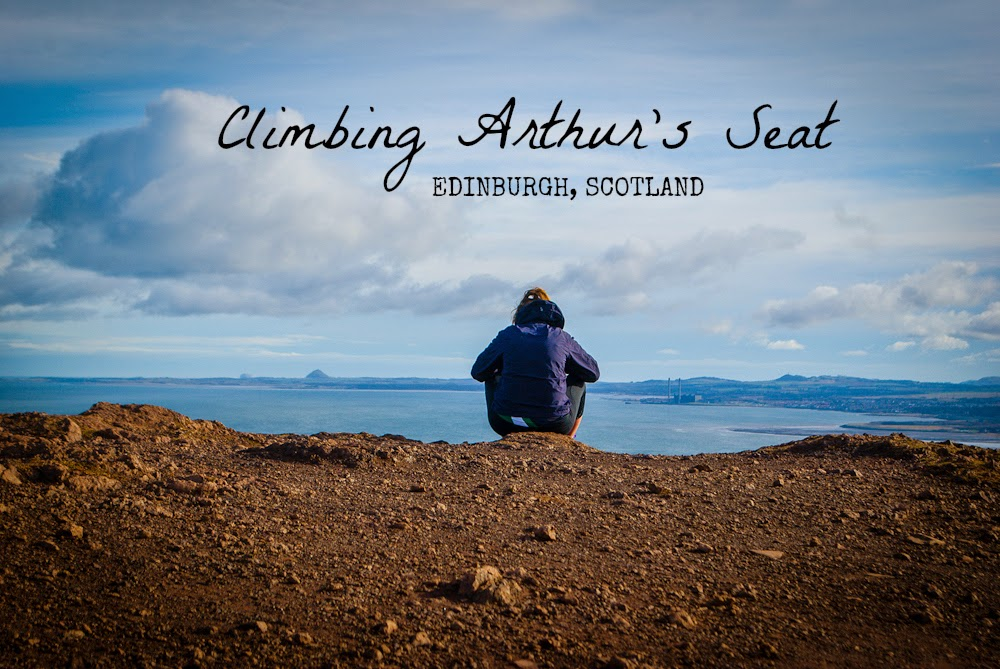 Outfit and experience climbing arthur's seat