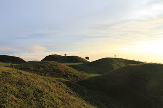 Top of Mount Prau
