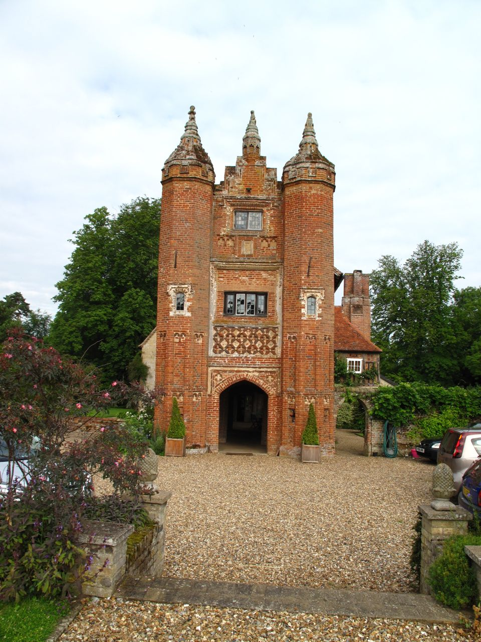 ROCK ROSE: WEST STOW HALL, A B&B WITH A DIFFERENCE