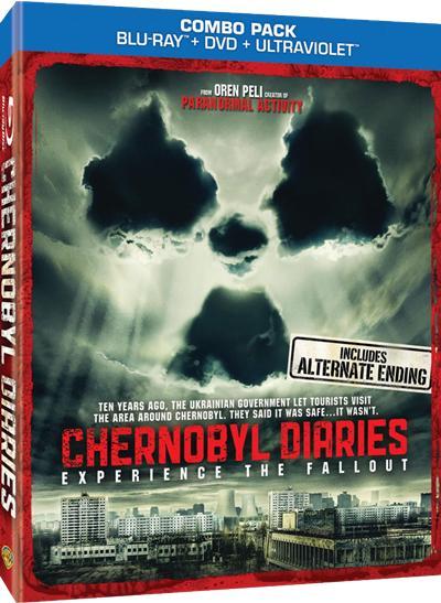 Terror en Chernobyl 720p HD Español Latino Dual BRRip 2012