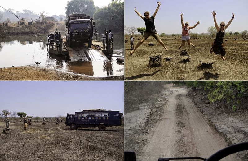 West Africa Off Road Overland