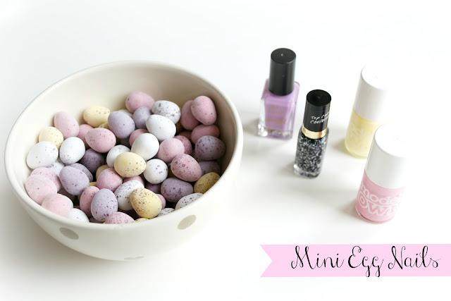 Mini Egg Nails Loreal