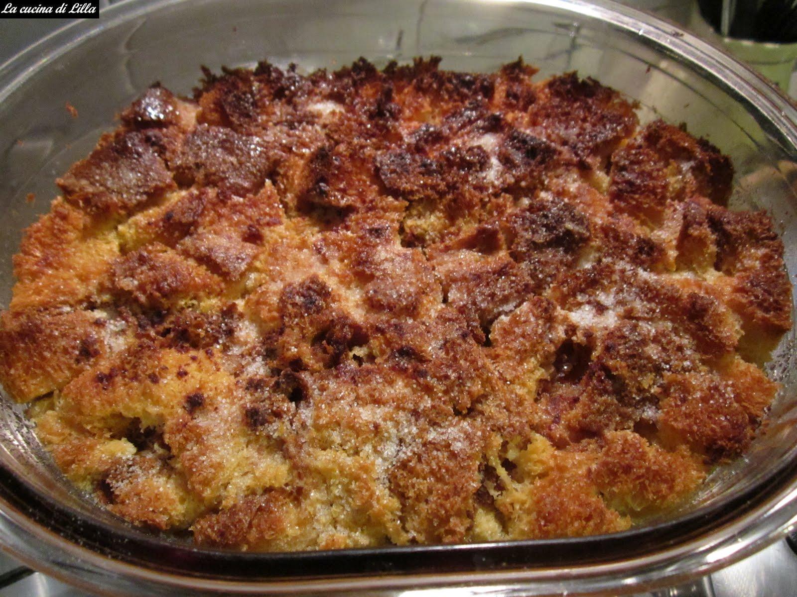La cucina di Lilla (adessosimangia.blogspot.it): Dolci: Il dolce ...