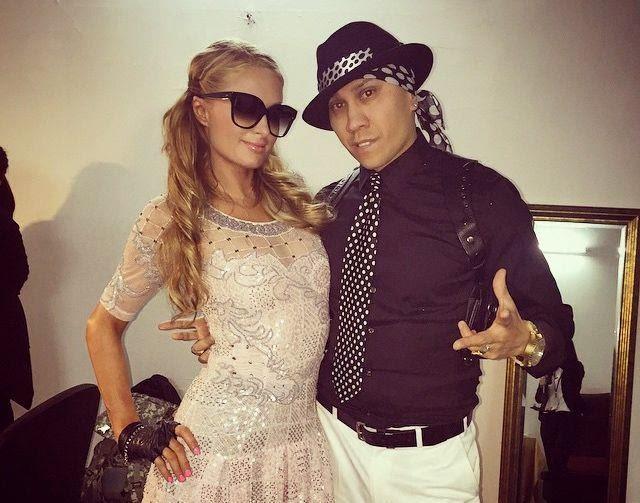 Paris Hilton Tetap Panas Walaupun Tidak Seksi Di Party Of The Century Damansara Perdana