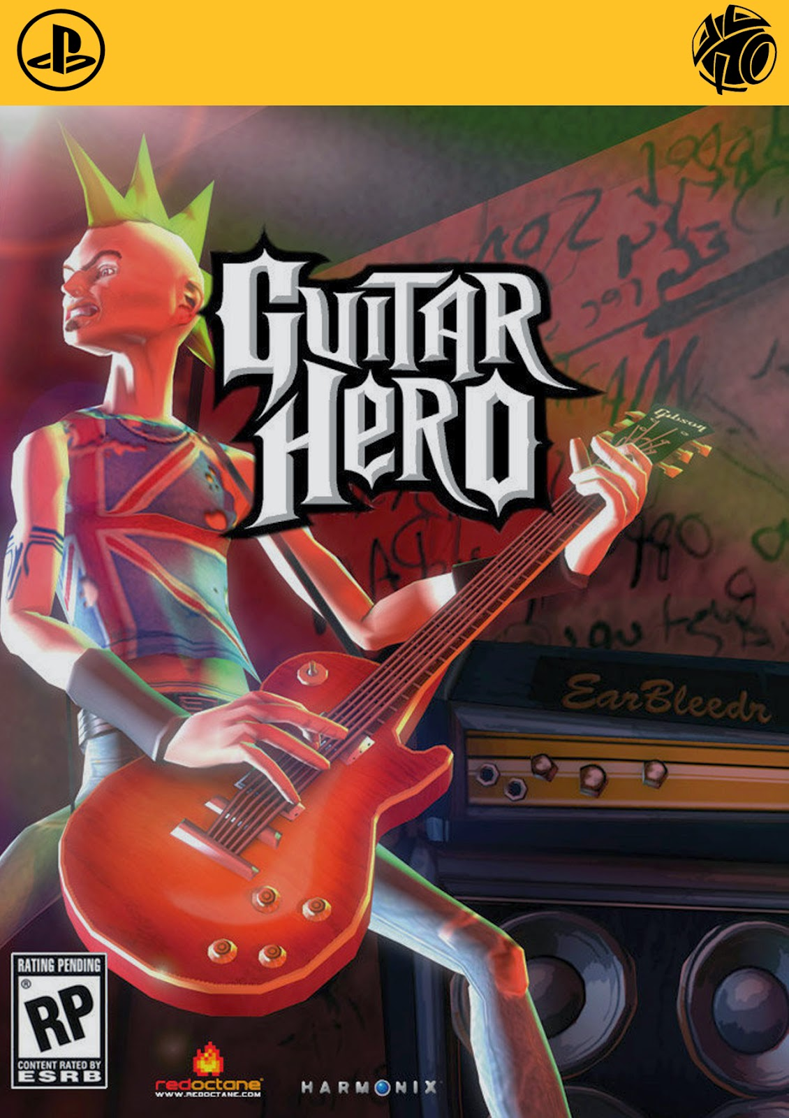 Guitar Hero 1 [PS2]