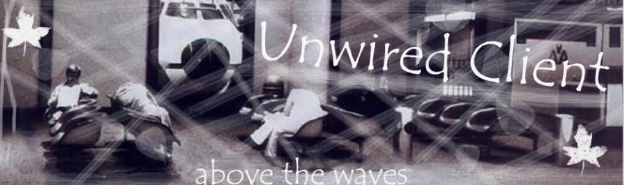 Unwired Client - above the waves
