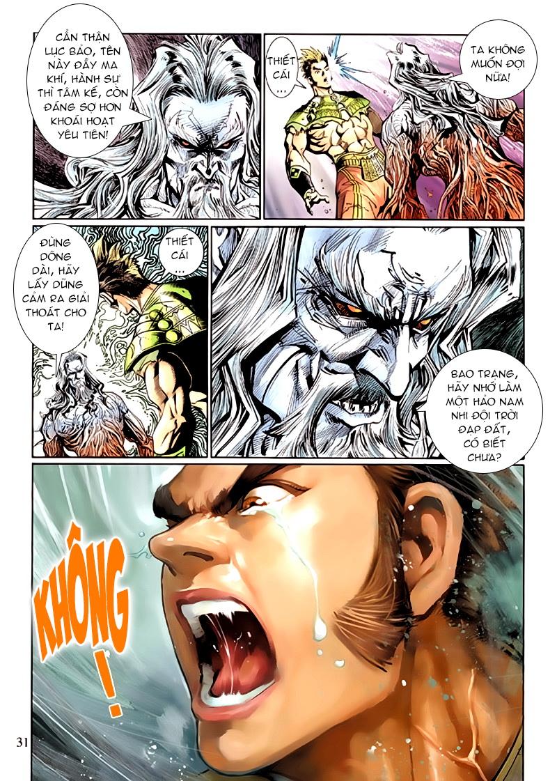 Thần binh huyền kỳ 3 - 3.5 Chapter 70 - Hamtruyen.vn