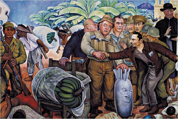 Scriblets appetite for life for Diego rivera lenin mural