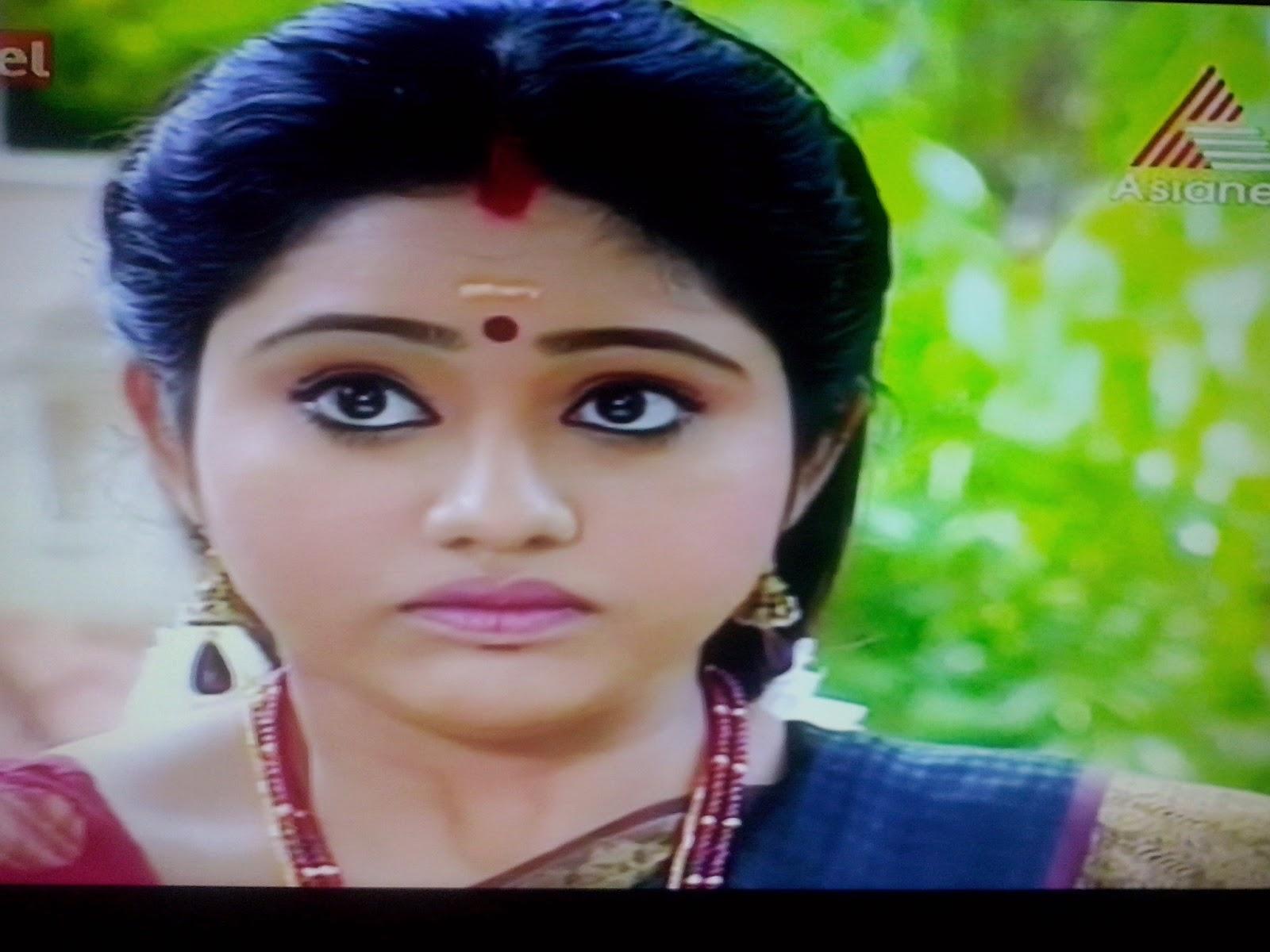 Chandanamazha Serial actress Meghna images, Chandanamazha Serial ...