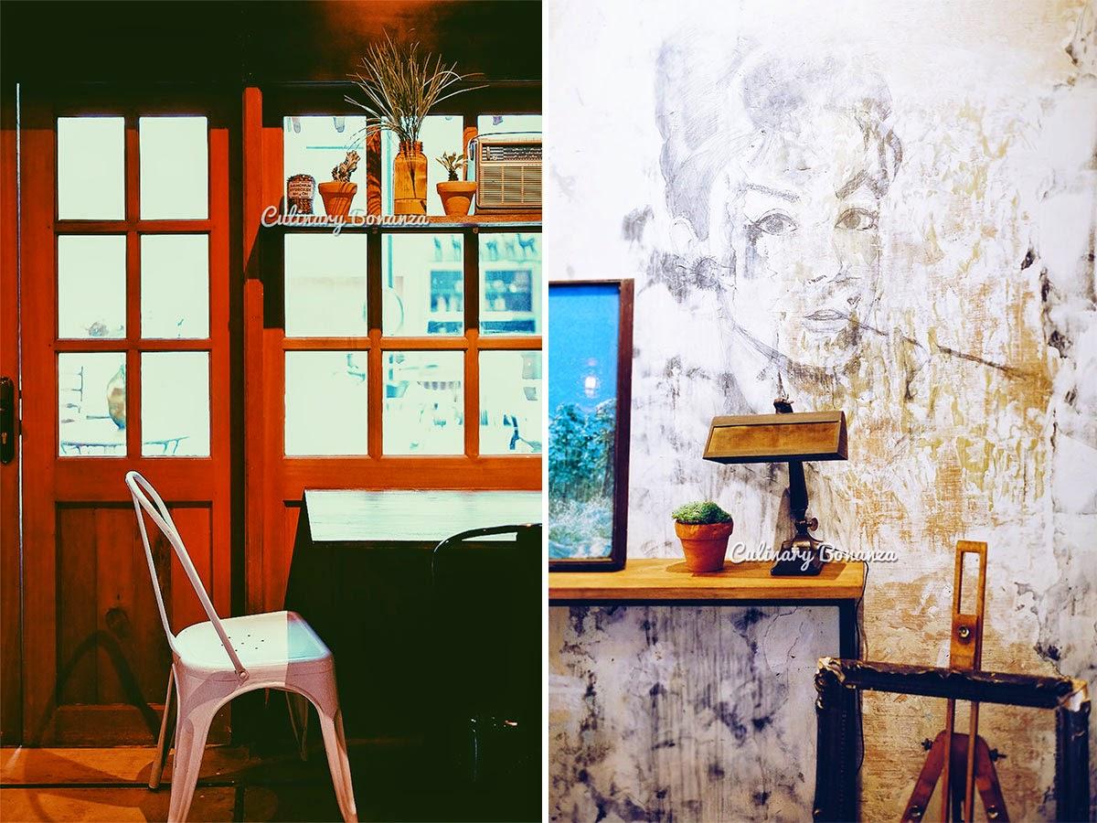 Blue Doors Coffee Bandung (www.culinarybonanza.com)