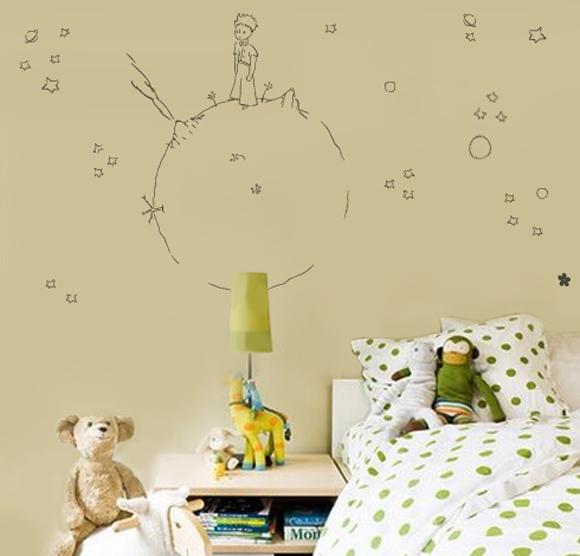 Quarto O Pequeno Principe Tok Stok ~ Mam?e na Ponta Verde Quarto de Crian?a Pequeno Pr?ncipe