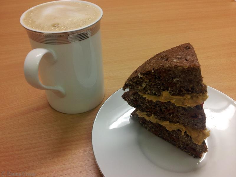 Breakfast Cake - Adventures of a London Kiwi -