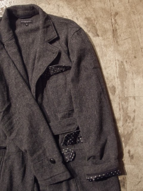 engineered garments service coat