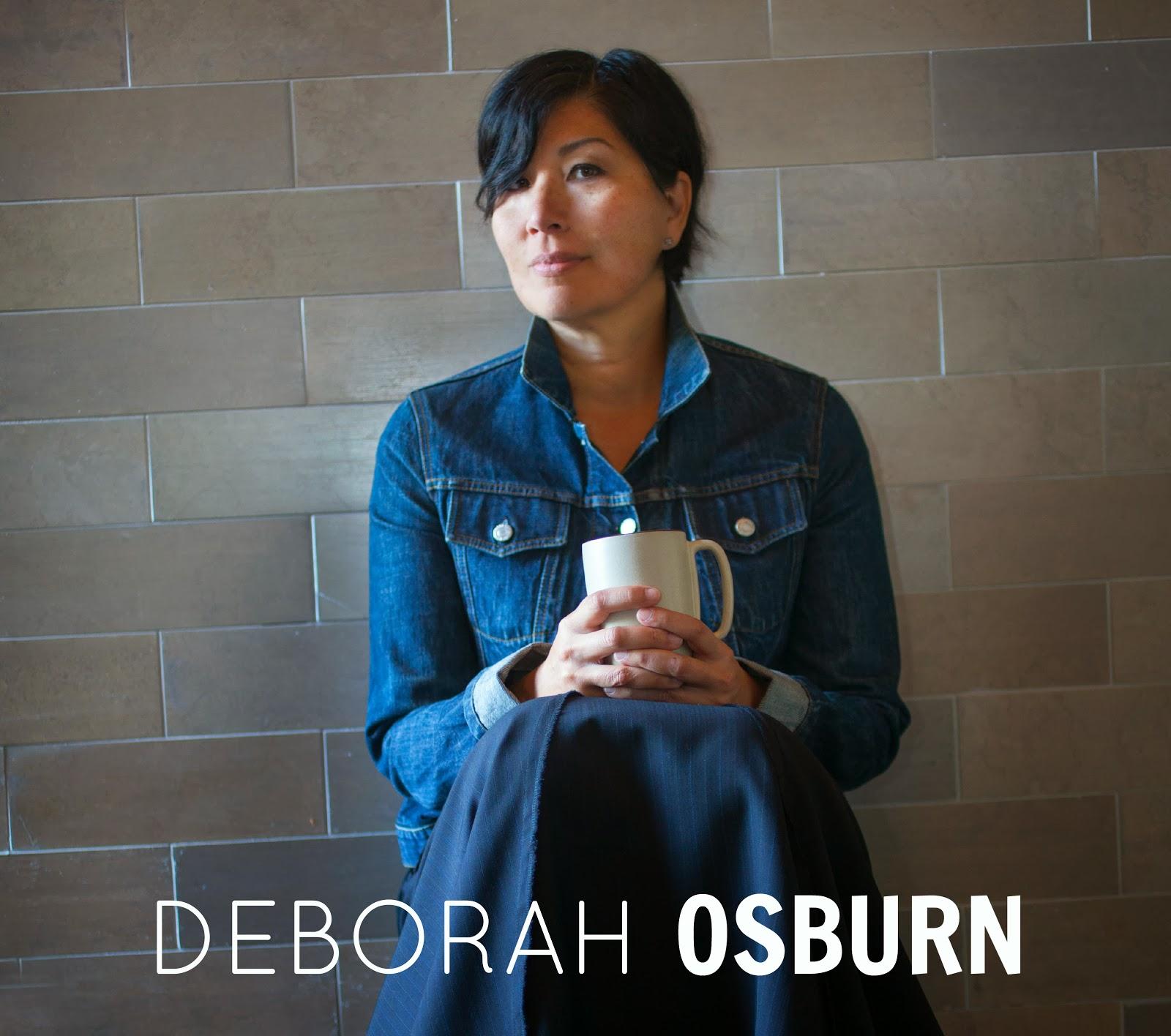 MoD Design Guru - Thinking-Outside-the-Box Design: Deborah Osburn DESIGNER SPOTLIGHT: Indigo dye Innovation in Tiles