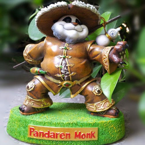 Pandaren Figurka World of Warcraft