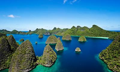 Wayag Island, Raja Ampat, hidden paradise
