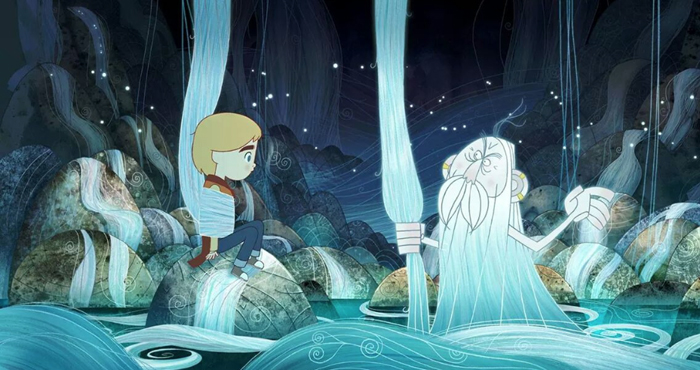 Song of the Sea by Tomm Moore and studio Cartoon Saloon
