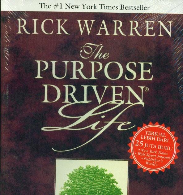 essay on purpose driven life