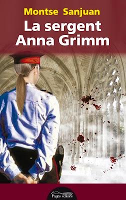 La sergent Anna Grimm (Montse Sanjuan)