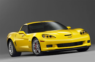 Chevrolet Corvette Z06 Pictures