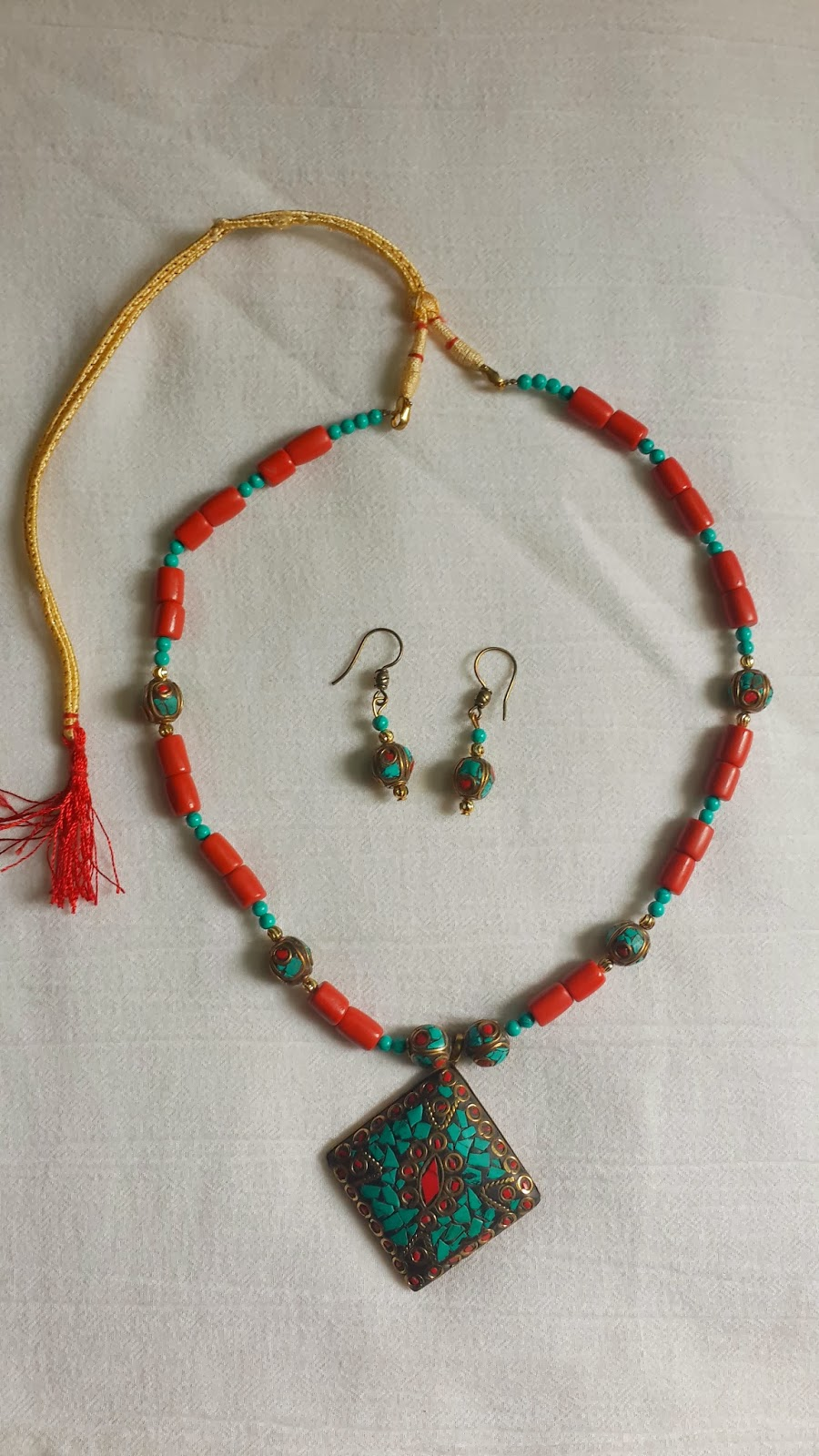Indian Bead Jewlery