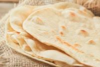 Tortitas de trigo II