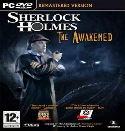 تحميل لعبة شارلوك هولمز Sherlock Holmes للكمبيوتر