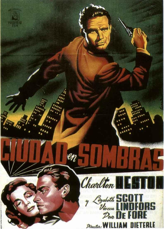 Ciudad en Sombras ( 1950 ) V.O.S.E. DescargaCineClasico.Net