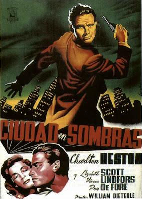 Ciudad en sombras | 1950 | Dark City
