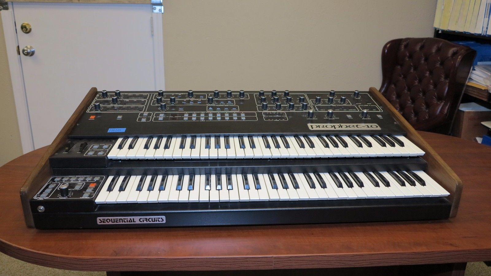 Matrixsynth  Sequential Circuits Prophet 10 Analog Synthesizer